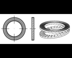 DIN 25201 - Kilitleme Pulu (Nord-Lock) 1